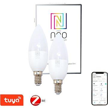 Immax Neo E14 5W teplá bílá, stmívatelná, 2ks (07002B)