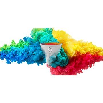 Immax Neo GU10 3,5W barevná + teplá bílá, stmívatelná, 2ks (07006B)