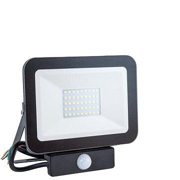 IMMAX LED reflektor Slim 30W s pohybovým čidlem (08443L)