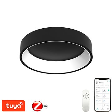 Immax NEO AGUJERO 07017L Smart 60cm 39W černé (07017L)