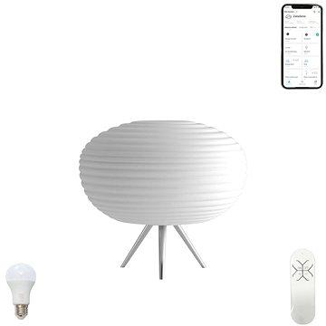 Immax NEO COCONO 07065L Smart 34x34cm bílé sklo (07065L)