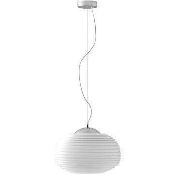 Immax NEO COCONO 07067L Smart 34x22cm bílé sklo (07067L)