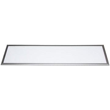 Immax LED panel 1200x300x10mm 40W PB stříbrný + zdroj (08842A)