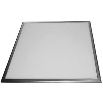 Immax LED panel 600x600x10mm 40W PB stříbrný + zdroj (08892A)