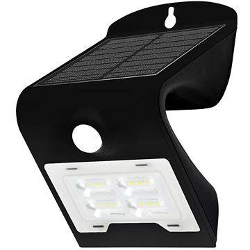 Immax LED reflektor s čidlem, 2W, černá (08424L)