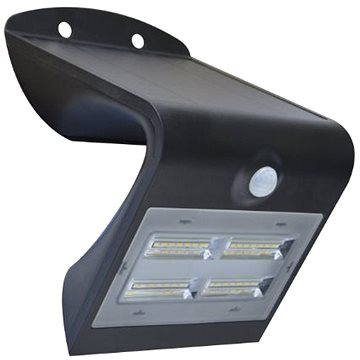 Immax LED reflektor s čidlem, 3.2W, černá (08427L)