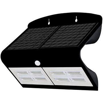 Immax SOLAR LED reflektor s čidlem, 6.8W, černý (08430L)