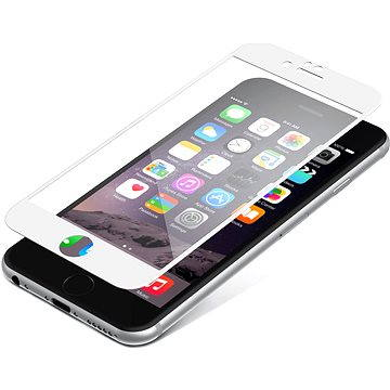 ZAGG invisibleSHIELD Glass Luxe Apple iPhone 6 Plus a 6S Plus bílé (ZGIPPBGS-WH0)