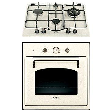Hotpoint - Ariston FT 850.1 (OS) /HA S+Hotpoint - Ariston PC 640 T (OS) R /HA (FT850.1(OS)/HAPC640T(O))