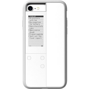 Oaxis InkCase Ivy White Mica for iPhone 7 (IC2171SA- WE01)