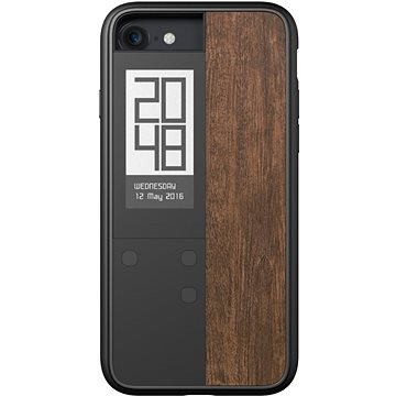 Oaxis InkCase Ivy Rosewood Texture for iPhone 7 (IC2171SB- GY01)