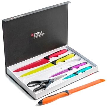 Innova Goods Sada nožů z nerez oceli 6ks Swiss Q (V0100150)