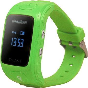Chytré hodinky Abardeen KT01S Green (NEHOABKT01051) + ZDARMA SIM karta GoMobil s kreditem 100Kč