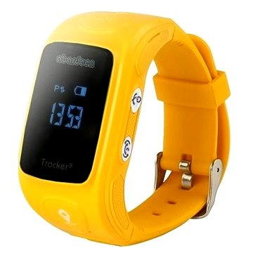 Chytré hodinky Abardeen KT01S Orange (NEHOABKT01052) + ZDARMA SIM karta GoMobil s kreditem 100Kč