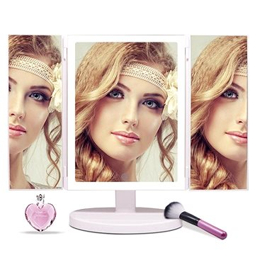 IQ-TECH iMirror 3D Fascinate, bílé (8595654701448)