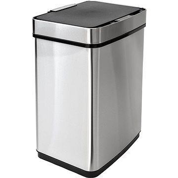 iQ-Tech Luxe Quadrat 50l, stříbrný (8594158694751)