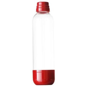 LIMO BAR Soda láhev 1l - tmavě červená (T0127)
