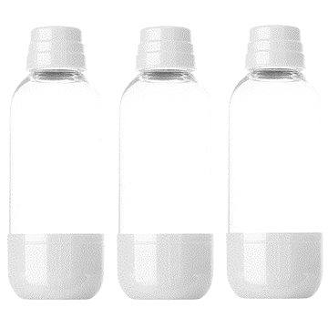 LIMO BAR Soda láhev 0.5l - bílá (T01803PACK)
