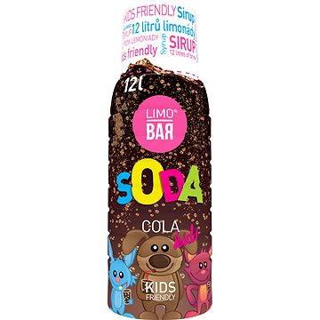 LIMO BAR Junior Cola (LB109COLAC)
