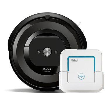iRobot Roomba e5 + iRobot Braava Jet 240 (e515840B240)