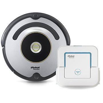 iRobot Roomba 616 + iRobot Braava jet 240 (R616B240)