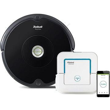 iRobot Roomba 606 + iRobot Braava Jet 240 (R606B240)