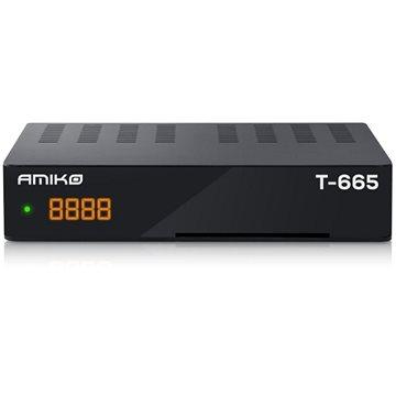 Amiko T-665 Full HD DVB-T2/HEVC (5999883022030)
