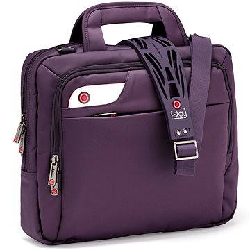 i-Stay Tablet/Netbook/Ultrabook Bag Purple (is0127)