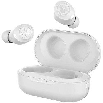 JLAB JBuds Air True Wireless Earbuds White (IEUEBJBUDSAIRRWHT8)