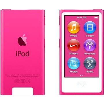 iPod Nano 16GB Pink 7th gen (MKMV2HC/A)