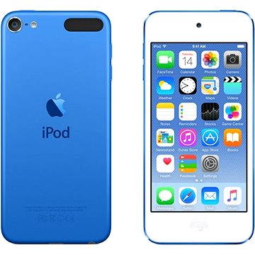 iPod Touch 16GB Blue 2015 (MKH22HC/A)