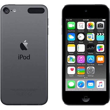 iPod Touch 16GB Space Gray 2015 (MKH62HC/A)