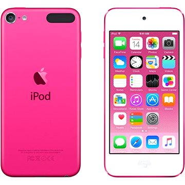 iPod Touch 32GB Pink 2015 (MKHQ2HC/A)