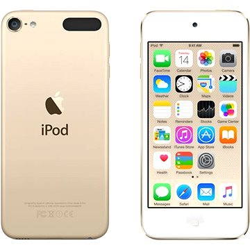 iPod Touch 32GB Gold 2015 (MKHT2HC/A)