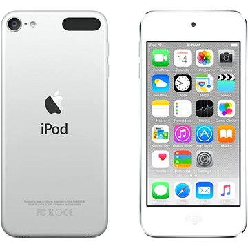 iPod Touch 32GB White & Silver 2015 (MKHX2HC/A)