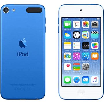 iPod Touch 128GB Blue 2015 (MKWP2HC/A)