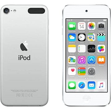 iPod Touch 128GB Silver 2015 (MKWR2HC/A)