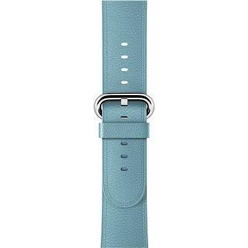Apple 38mm Ledňáčkově modrý s klasickou přezkou (MMGN2ZM/A)