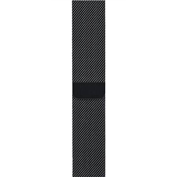 Apple 38mm Vesmírně černý milánský tah (MLJJ2ZM/A)