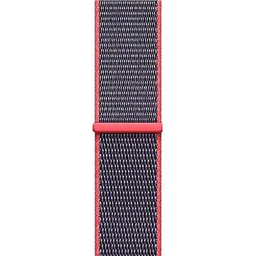Apple 38mm Elektro růžový provlékací sportovní (MQW22ZM/A)