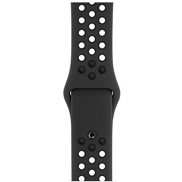 Apple Sport Nike 40mm Antracitový/Černý (MTMP2ZM/A)