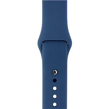 Apple Sport 42mm Mořsky modrý (MNJC2ZM/A)