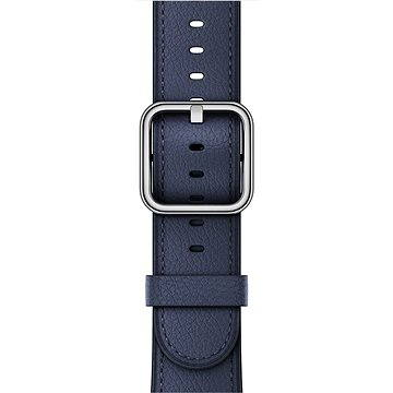 Apple 42mm Půlnočně modrý s klasickou přezkou (mpwv2zm/a)