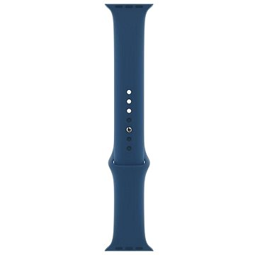 Apple Sport 42mm/44mm Podvečerně modrý (MTPR2ZM/A)