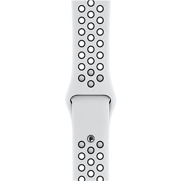 Apple Sport Nike 42mm/44mm Platinový/Černý (MTMY2ZM/A)