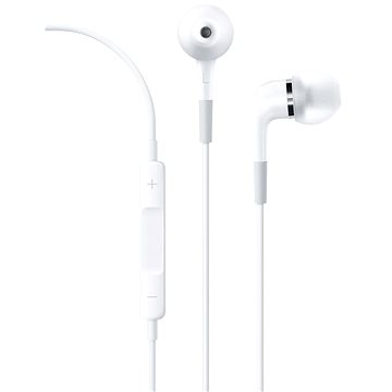 Apple In-Ear Headphones with Remote and Mic (ME186ZM/B)