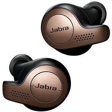 Jabra Elite 65t měděná černá (100-99000002-60)