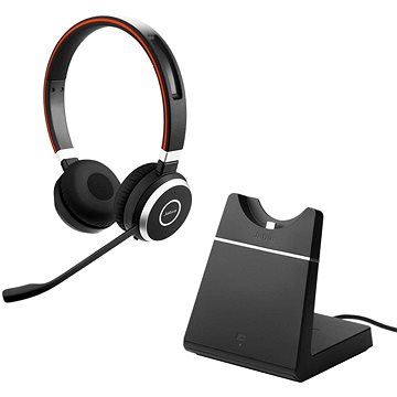 Jabra Evolve 65 Duo (6599-823-399)