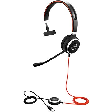 Jabra Evolve 40 Mono MS USB-C (6393-823-189)