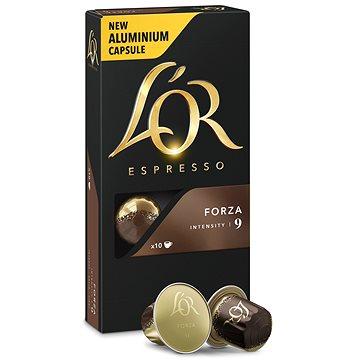 LOR Espresso Forza 10ks hliníkových kapslí (4028716)